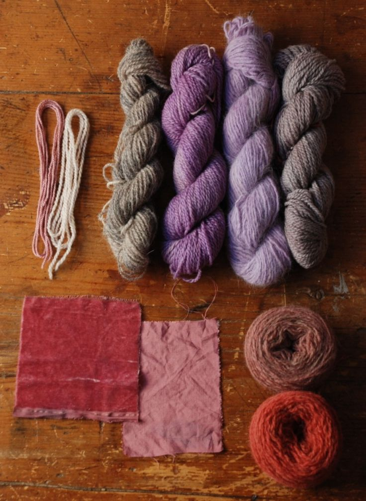 dyeing with purple carrots