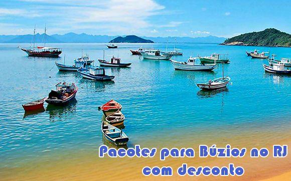 Resort em Búzios com 52% de desconto nos pacotes - Oferta HU #buzios #viagem #pacotes #promoção