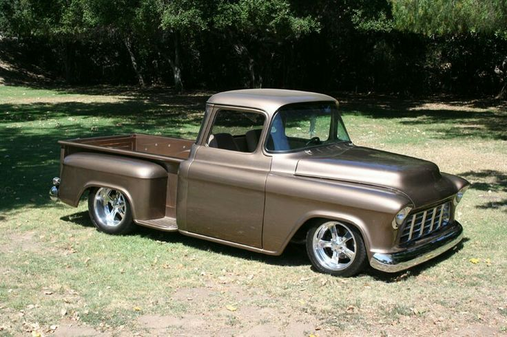 55 Big Window Chevy Life Pinterest