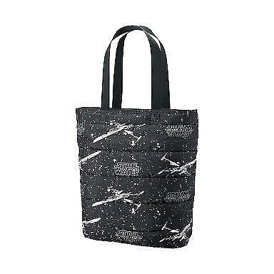 New! Star Wars x UNIQLO Tote Bag  Black Japan F/S #StarWars