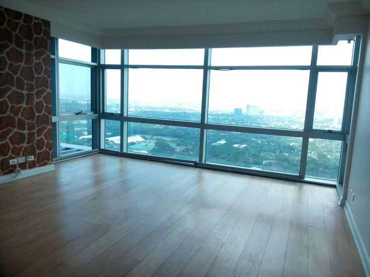 3 Bedroom Condo for Rent in BGC Taguig City, 302sqm, Pacific Plaza – North Tower, 46th floor, Semi-furnished, With parking