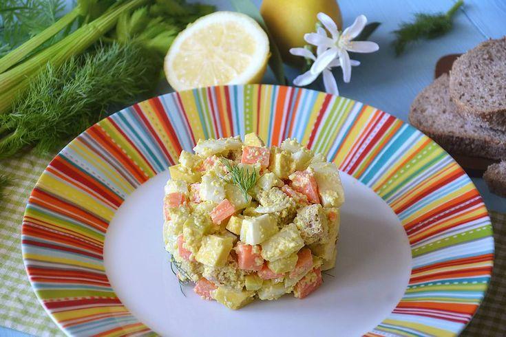 Tartare di verdure, scopri la ricetta: http://www.misya.info/ricetta/tartare-di-verdure.htm