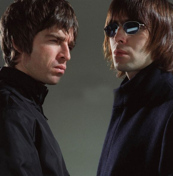 Liam and Noel Gallagher Fighting | Thread: Are Liam & Noel Gallagher typical for Ireland?