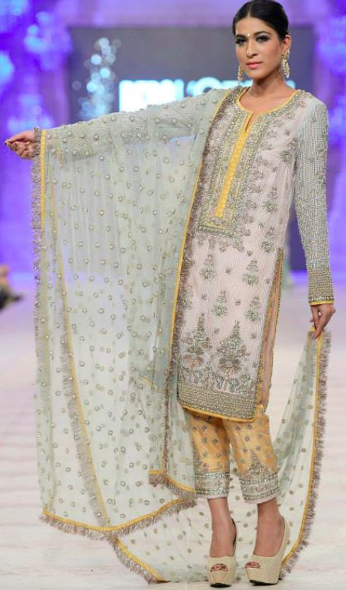PFDC L'Oréal Paris Bridal Week 2014