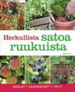 Kuvaus: Viljele marjoja, hedelmiä, yrttejä ja vihanneksia ruukuissa! Tästä kirjasta voit poimia käytännöllisiä vinkkejä ruukkuviljelyyn sekä kasvattaa oman herkullisen satosi vaikkapa parvekkeellasi tai terassillasi. Ruukkuihin voi istuttaa miltei rajattomasti syötävää, kuten nopeakasvuisia, raikkaita salaatteja, mausteisia yrttejä, muhkeita vihanneksia sekä mehukkaita marjoja ja hedelmiä.