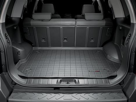2011 Nissan Xterra   WeatherTech Custom Cargo and Trunk Liners Cargo Mat   WeatherTech.com