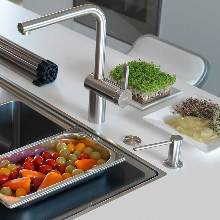 Durability: Franke faucets are made to last. #KitchenFaucet