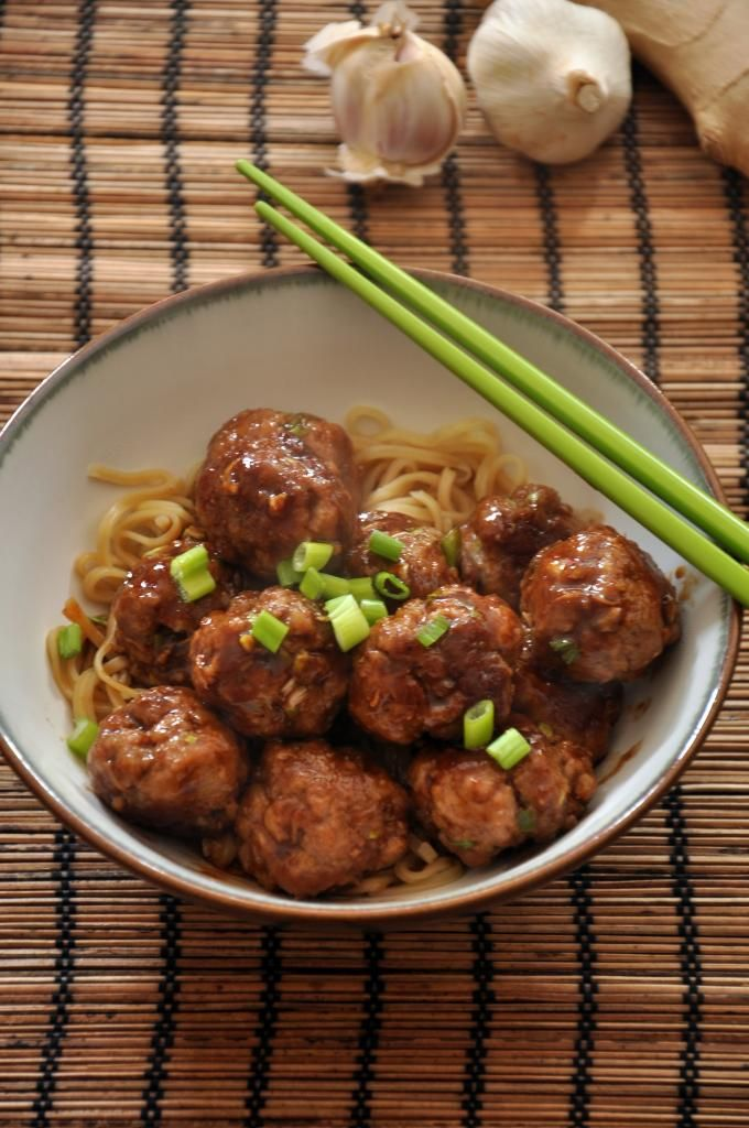 201 best food glorious food images on pinterest tomatoes nom saucy asian meatballs forumfinder Images