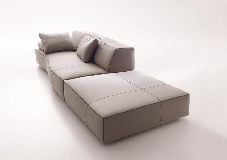 Canapés avec méridienne: Ensemble Bend-sofa par B&B Italia