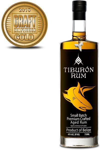 We just won a Gold Medal at The 2015 Craft Int'l spirit competition!!