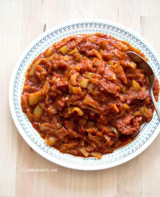 Hungarian-Pepper-Stew