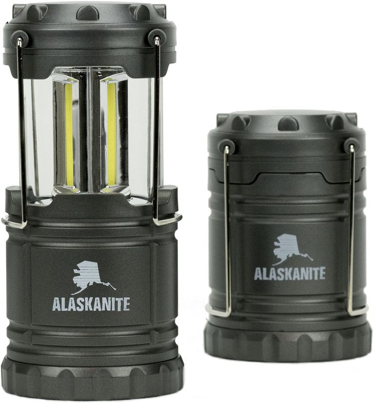 Brightest LED Lantern - Camping Lantern for Hiking, Emergencies, Hurricanes, Outages, Storms - Multi Purpose - Gray - Alaskanite * Want to know more, click on the image.