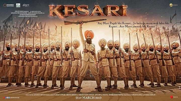 Kesari Movie Star Cast, Story, Release Date, Budget, Box Office