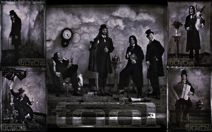 Tool Band | tool band collaboration by ~4n1m4L on deviantART