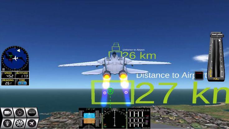 Flight Simulator Fly Wings 2018 - THe Best PC Flight Games