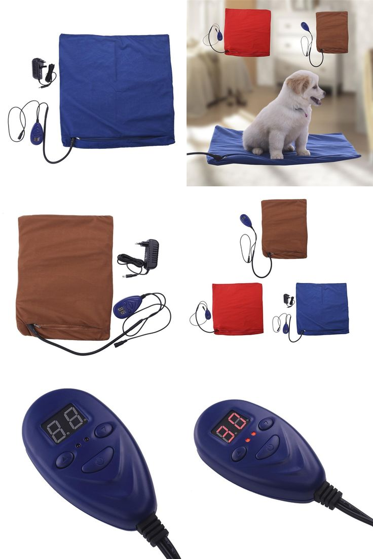 [Visit to Buy] LED indicating Pet Heating Pad Pet Dog Cat Waterproof Electric Pad Heater Warmer Mat Bed Blanket Heating Pad EU AU US UK Plug #Advertisement