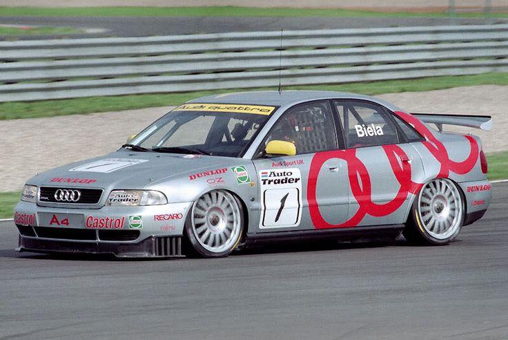BTCC 1997 - Frank Biela