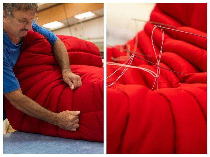 Les 40 meilleures images propos de tapisserie sur for Fabrication d un canape