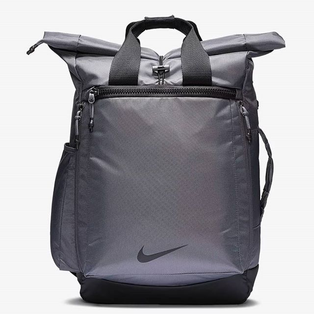 ed016ac56931 nike roll top #backpack. Perfect for the #gym. Stylish too ...