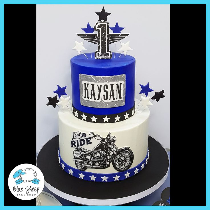 1000+ Ideas About Motorcycle Birthday Cakes On Pinterest