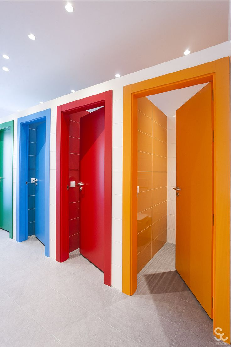 Colorful Refurbishment Kindergarten Bathrooms: 855 Best Images About Biophilic Design On Pinterest