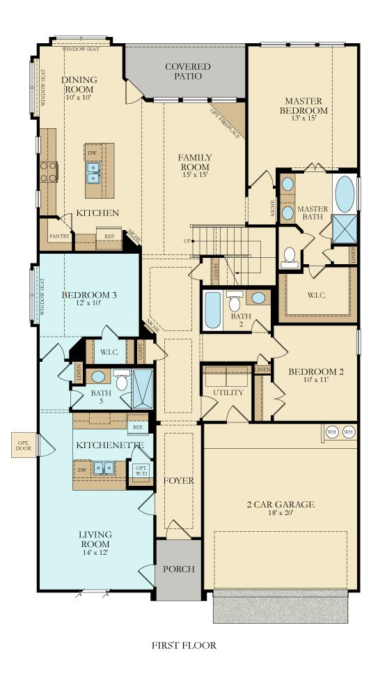 Lennar next gen home floor plans pinterest for Next gen home plans