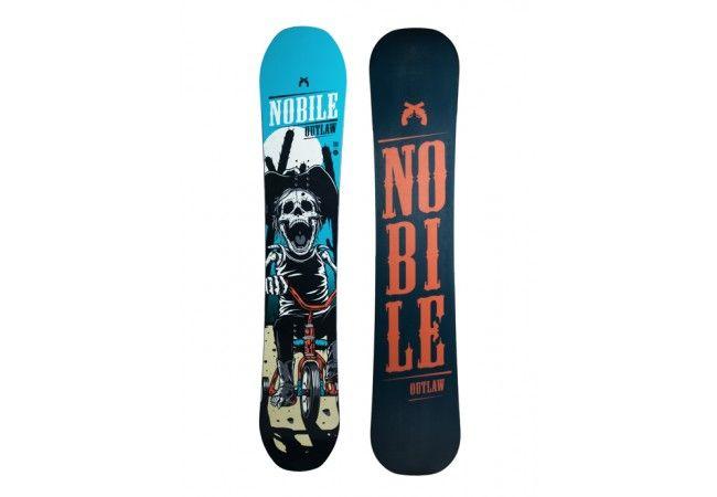 AMIGO BLUE N3 NOBILE SNOWBOARDS 2016