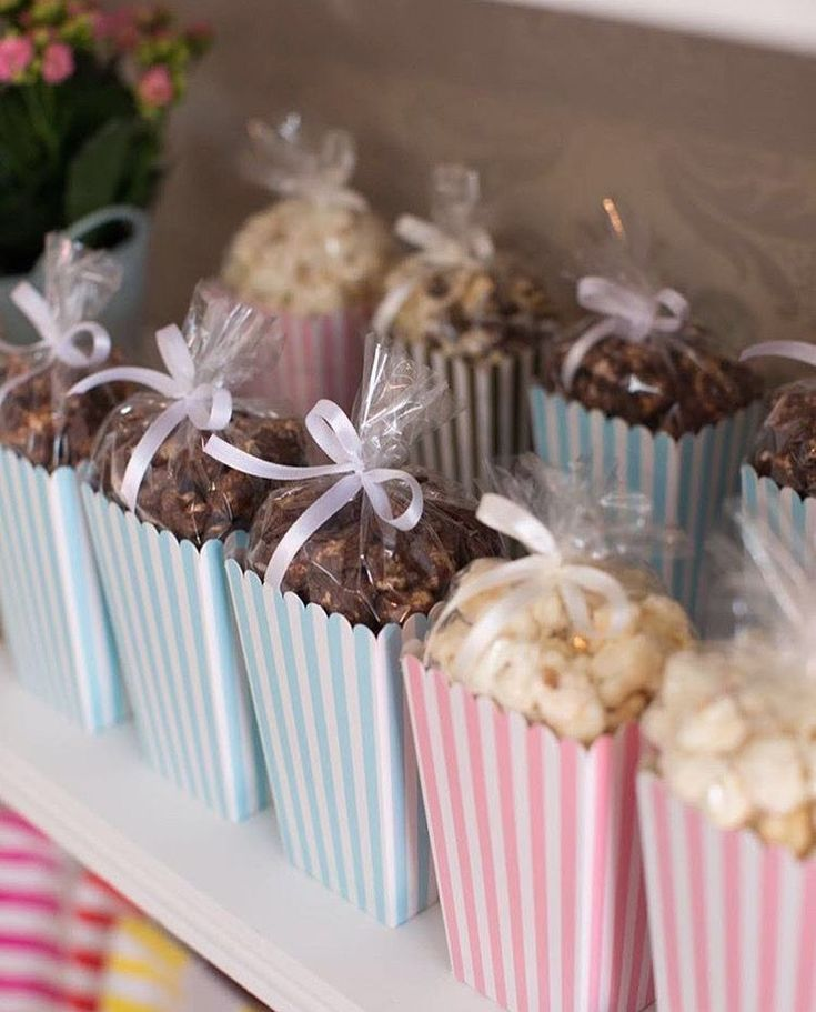 Easy Homemade Baby Shower Favors