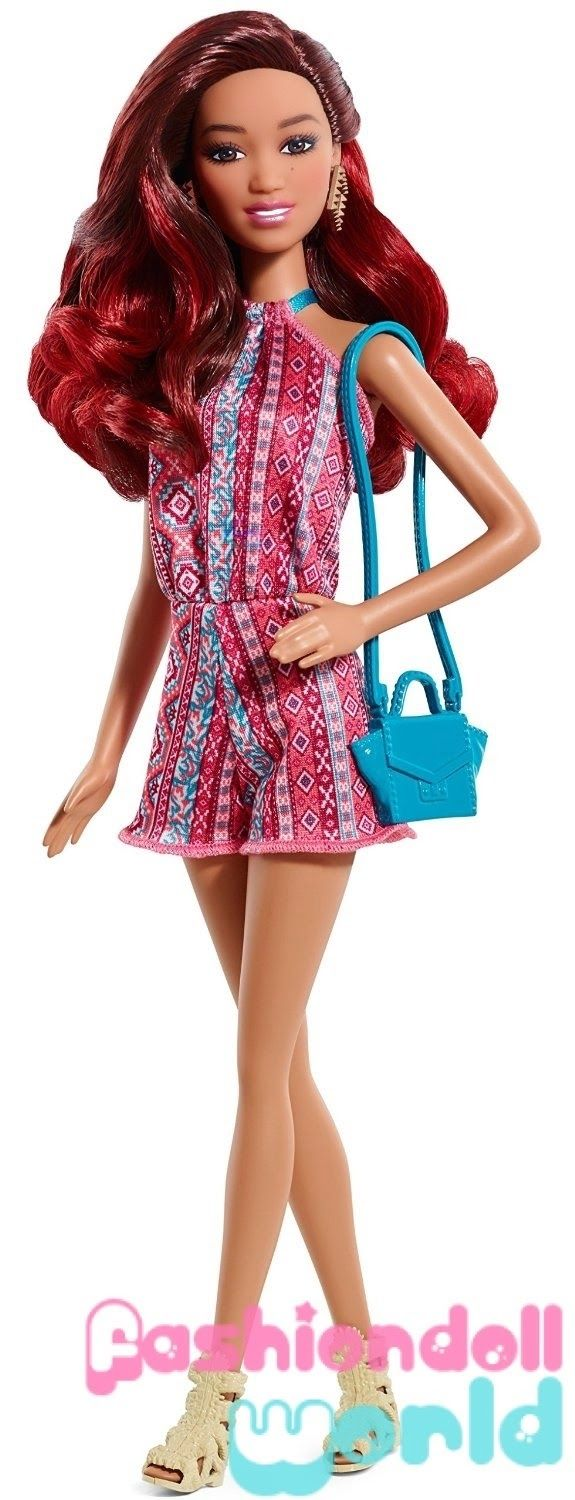Barbie Doll 2015...I'm adding these to knick knacks because some adults like to collect them as much as kids!  : )