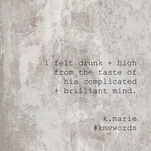 the hangover of you, is worth it.  #kmvwords  #drunkinlove