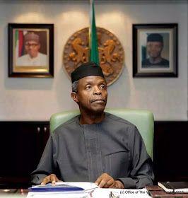 Osinbajo cautions Nigerians against hate speeches