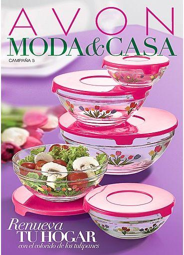 Lanzamiento CATALOGO AVON MODA&CASA PERU Marzo 2015 CAMPAÑA 5