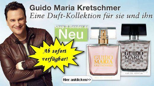 Wellness und Gesundheit: Das Warten hat ein Ende - Die Duft-Kollektion von Guido Maria Kretschmer