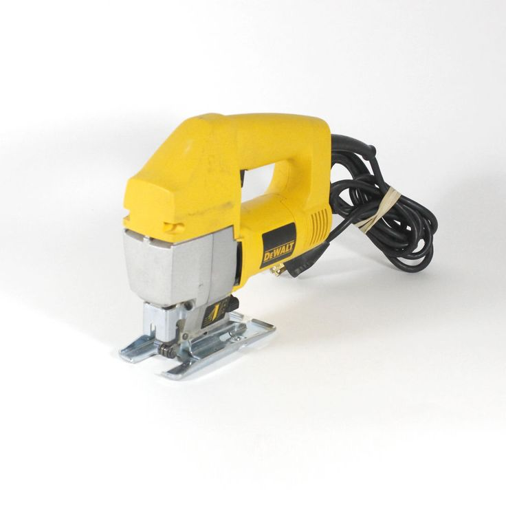 The 25 best electric jigsaw ideas on pinterest electric wood dewalt jigsaw model dw318 corded electric fully operational top handle greentooth Choice Image