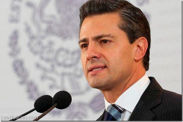 Peña Nieto: reformas generan ambiente económico favorable para México - http://www.leanoticias.com/2014/06/05/pena-nieto-reformas-generan-ambiente-economico-favorable-para-mexico/