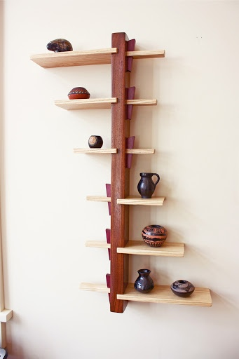 112 best images about funky shelving on pinterest cool for Funky shelving ideas