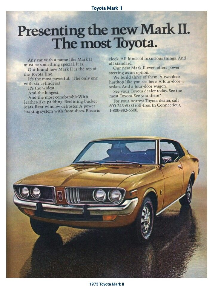 17 best Toyota images on Pinterest  Vintage cars Vintage