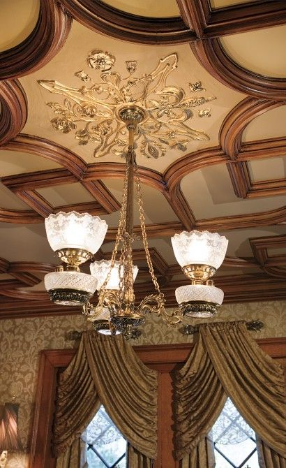 Yankee Craftsman - Fine Top Quality Antique Lighting & Restoration - Wayland, MA | Boston Design Guide