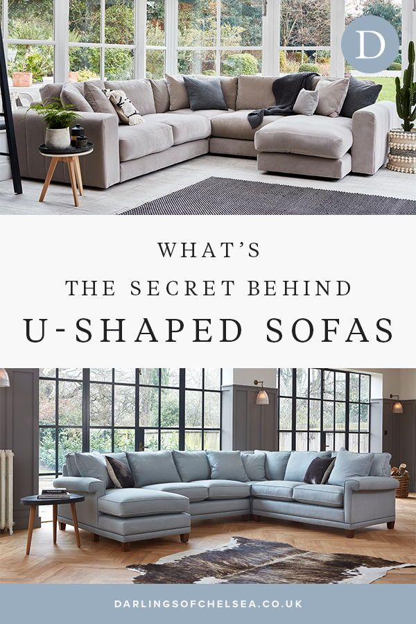 What No One Tells You About U Shaped Sofas Darlings Of Chelsea In 2020 Corner Sofa Design U Shaped Sofa Sofa Design