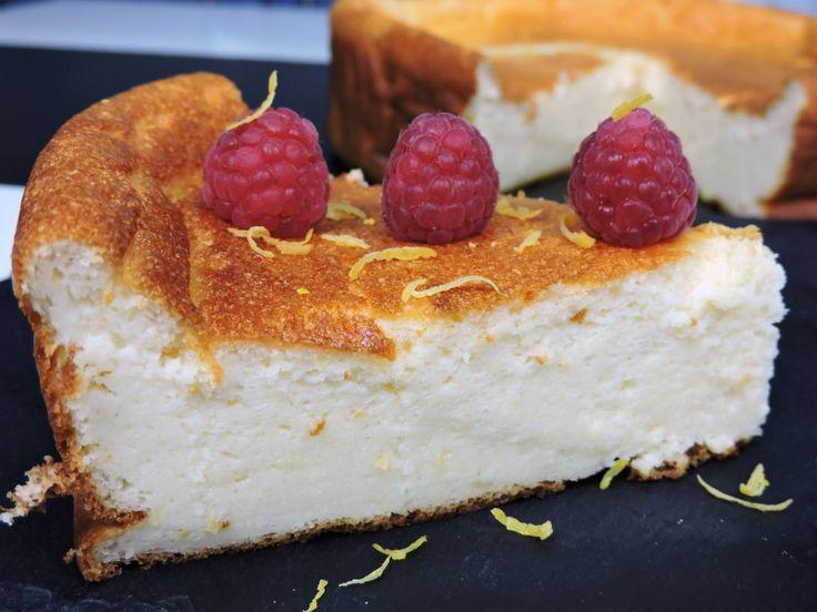 Tarta de yogur o Pastel turco de yogur | Comparterecetas.com