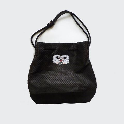 Black Swan Leather Tote *Limited edition* https://www.kategarey.com/collections/handbags-accessories
