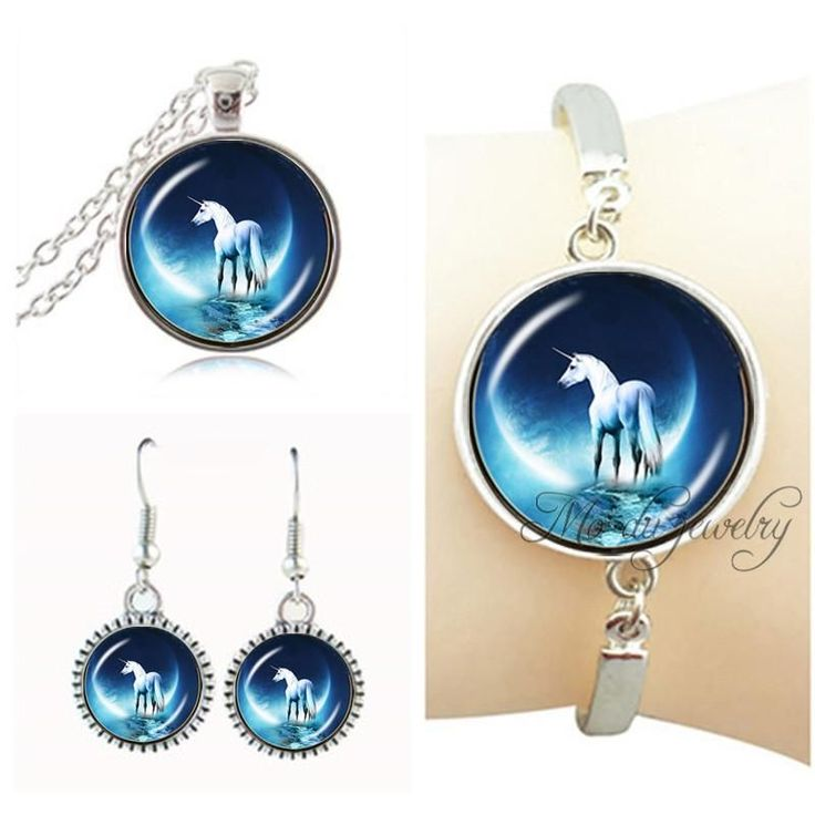 15 best Unicorn Jewelry images on Pinterest Unicorn jewelry