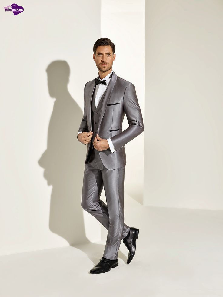 Tanaro, collection de costumes de mariage - Point Mariage http://www.pointmariage.com/