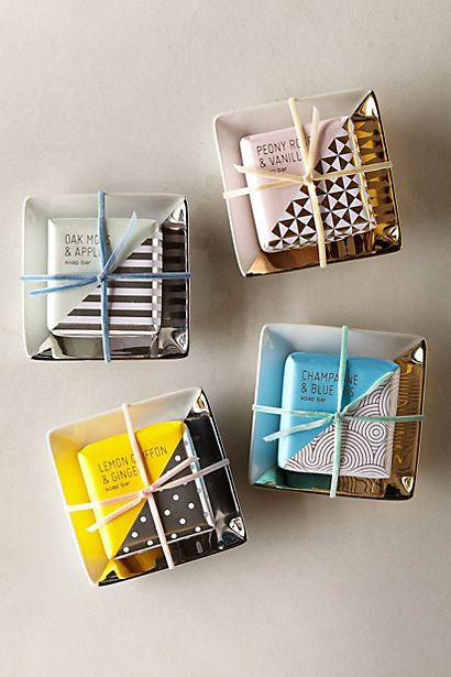 #Fringe Studio Soap Dish Set #packaging #design