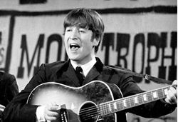 John Lennon: Mocks Disabled People, Beatles Legend Triggers Widespread Criticsm. Beatles Radio: The Beatles, Solos, Covers, Birthdays, News The Fab 4 and More!