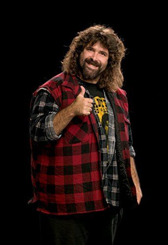 Mick Foley Halloween Costumes