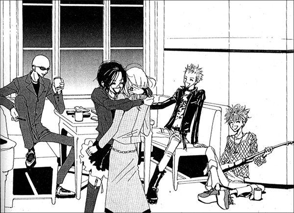#nana #manga
