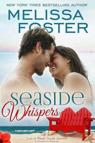Seaside Whispers by Melissa Foster {Book Review}