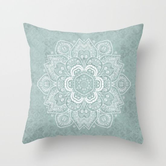 Mandala Temptation in Rustic Sage is a kaleidoscopic image in Sage green and white colors.<br/> <br/> <br/> Original image by Lena Photo Art. All Rights Reserved.<br/> <br/> <br/> abstract,pattern,mandala,kaleidoscope...