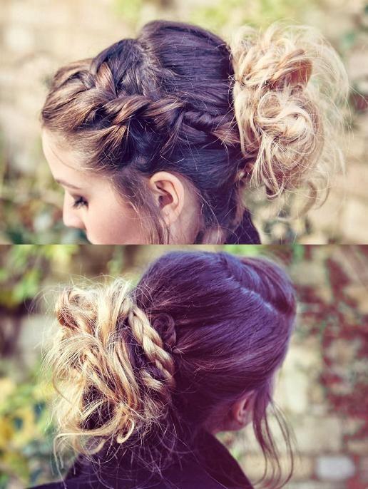 Zoella Hairstyles For School : ... Hairstyles, Hair Styles, Fashion Hairstyles, Purple Hairstyles, Zoella